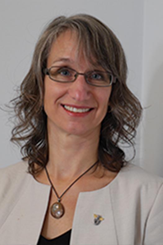 Marie-Andrée Asselin, Directrice générale, FPFCB